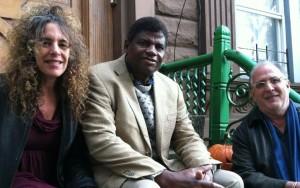 Members of Mbira NYC