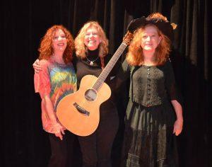 Joanna Rush, Jenai Huff and Cynthia Neale