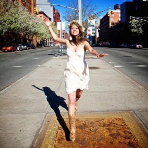 Sasha Papernik - New York City 2014http://www.sashatheband.com