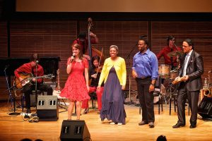 Sasha Papernik - Carnegie Hall / Music Explorers