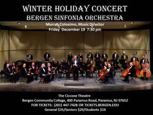 Annette Homann with the Bergen Sinfonia