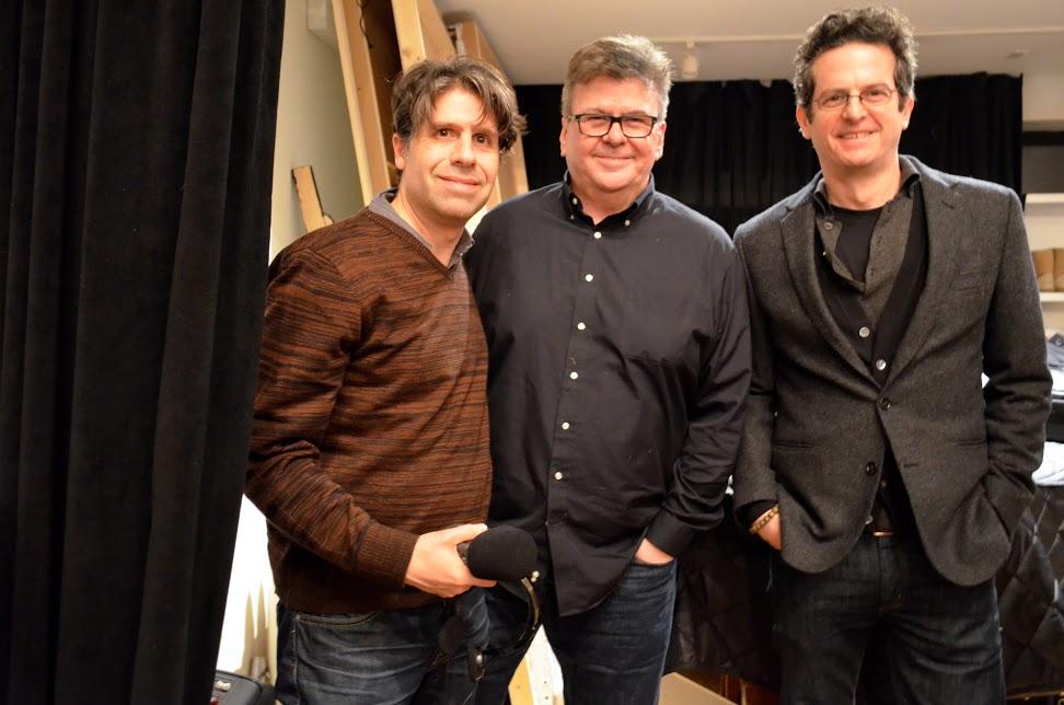 Dan Yurkofsky, Terry McCarthy and Noah Hoffeld