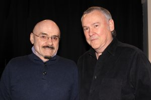 David Sharp and Noel Lawlor