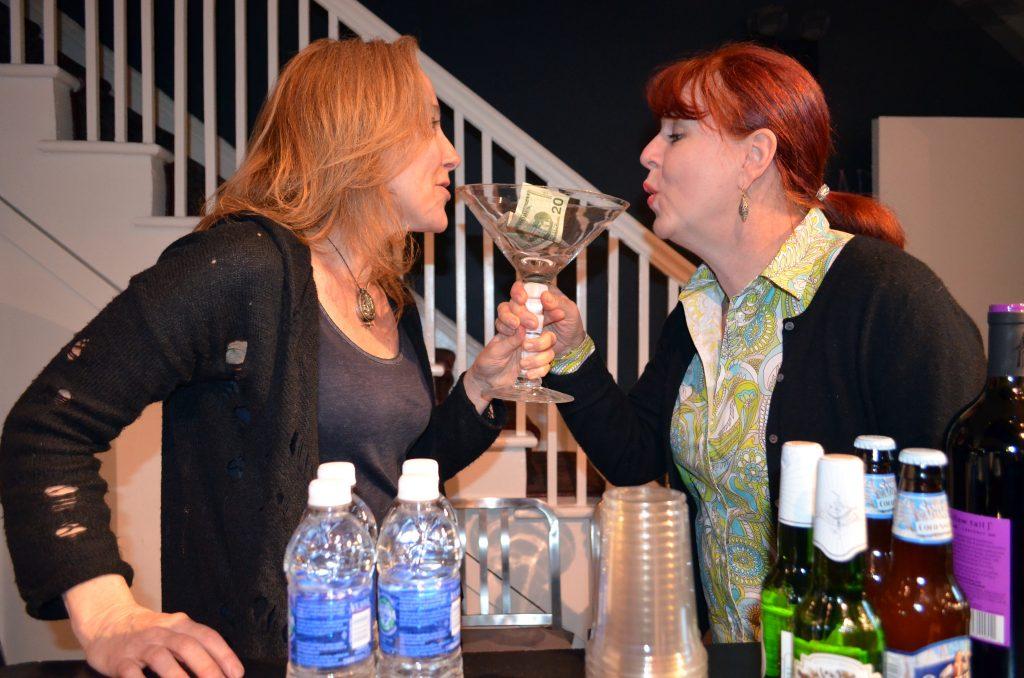 Lynnell Herzer and Zofia Stefanowicz