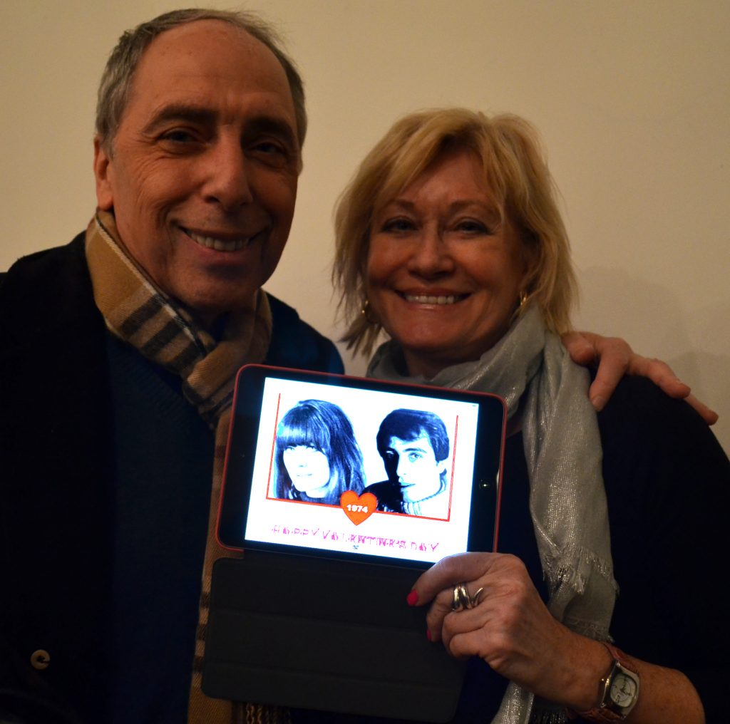 Ron Vazzano and Joanna Migdal