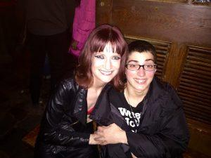 Niamh Hyland and Liv Mammone