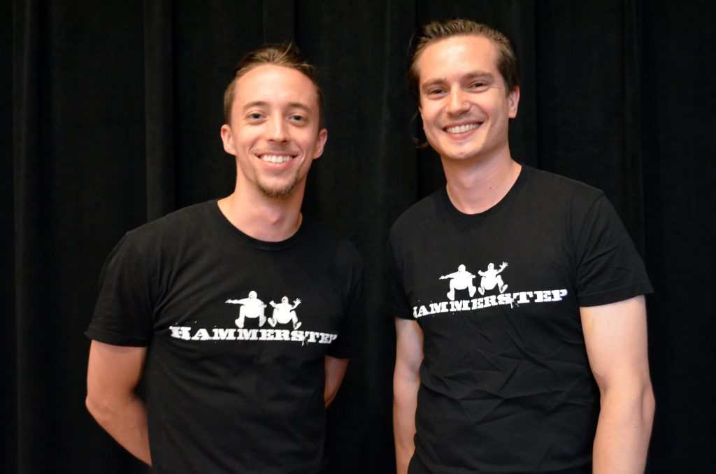 Hammerstep: Garrett Coleman and Jason Oremus