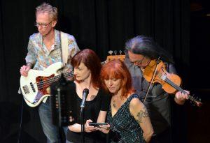 Michael Muller, Niamh Hyland, Deni Bonet and Cecil Hooker