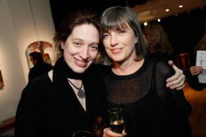 Kira Simring and Nancy Manocherian