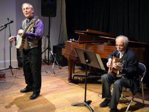 Richard Stillman and Flip Peters