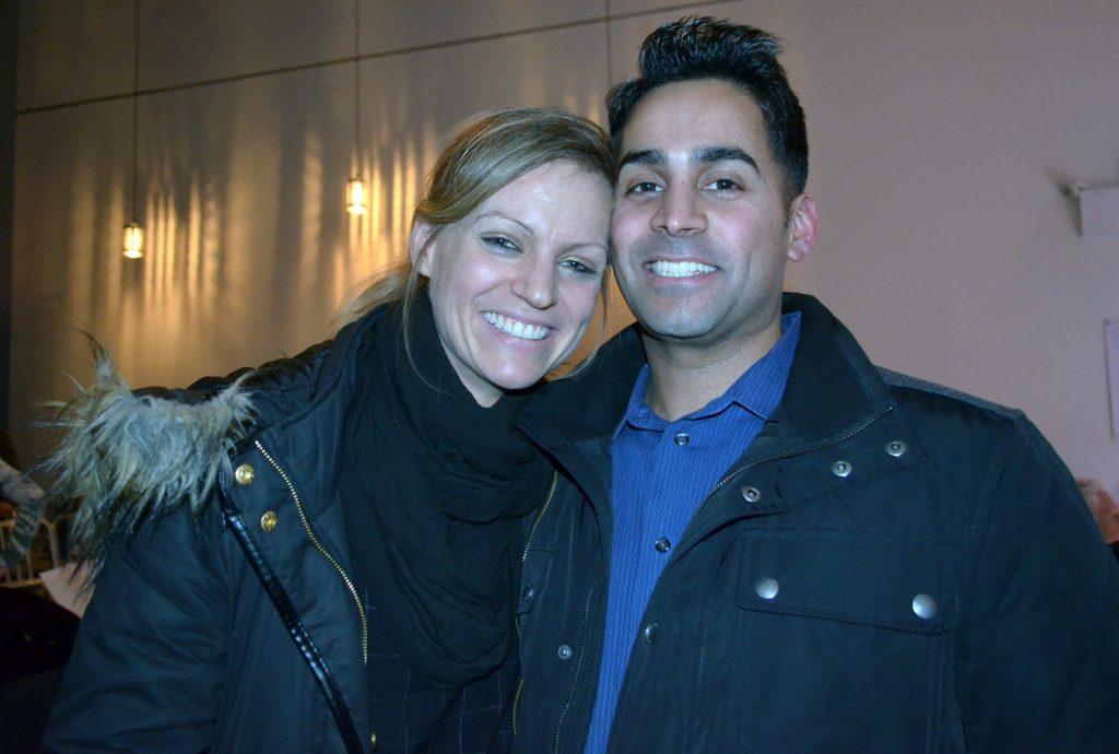 Annette Homann and Neil Kairen