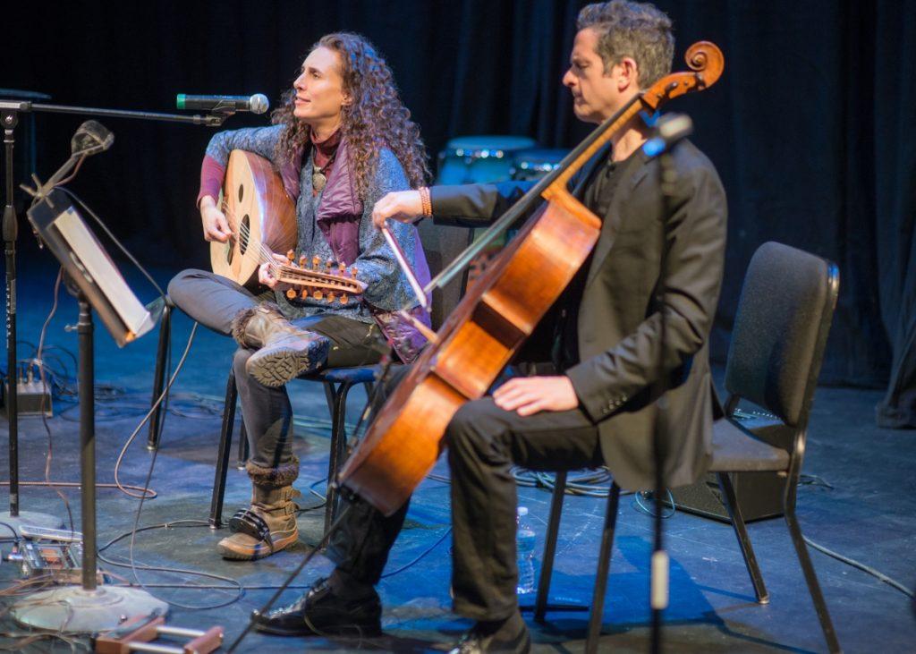 Basya Schechter and Noah Hoffeld